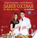Libro de Saber Cocinar En Días De Fiesta