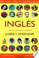 Libro de InglÉs   Saber & Aprender #1