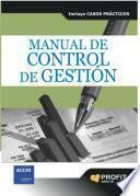 Libro de Manual De Control De Gestión