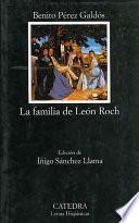 Libro de La Familia De León Roch