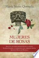 Libro de Mujeres De Rosas