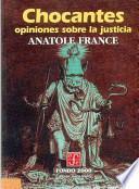 Libro de Chocantes Opiniones Sobre La Justicia