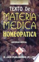 Libro de Materia Medica Homeopatica