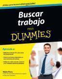 Libro de Buscar Trabajo Para Dummies   Bolsillo