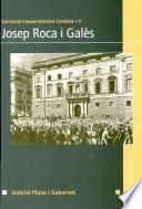 Libro de Josep Roca I Galès