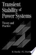 Libro de Transient Stability Of Power Systems