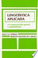 Libro de LingüÃstica Aplicada