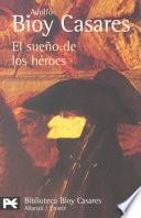 Libro de El Sueño De Los Héroes