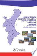 Libro de Segona Trobada Universitat De València   Instituts D Estudis Comarcals