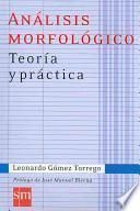 Libro de Análisis Morfológico