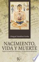 Libro de Nacimiento, Vida Y Muerte