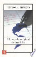 Libro de El Pecado Original De América