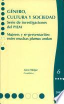 Libro de Mujeres Y Re Presentación En México