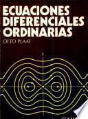 Libro de Ecuaciones Diferenciales Ordinarias