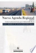 Libro de Nueva Agenda Regional Rimisp