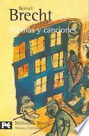 Libro de Poemas Y Canciones