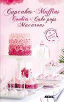 Libro de Cupcakes • Muffins • Cookies • Cake • Pops • Macarons