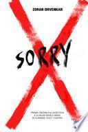 Libro de Sorry