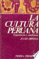 Libro de La Cultura Peruana