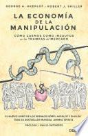 Libro de La Economía De La Manipulación