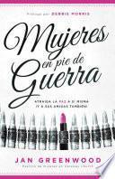 Libro de Mujeres En Pie De Guerra