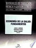 Libro de Economía De La Salud