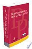 Libro de Derecho Público De Castilla Y León