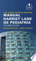Libro de Manual Harriet Lane De Pediatría + Acceso Web