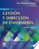 Libro de Guia De Gestion Y Direccion De Enfermeria