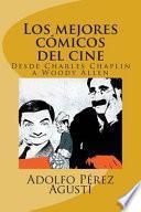 Libro de Los Mejores Cómicos Del Cine