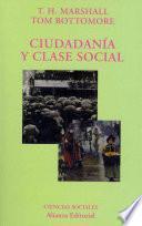 Libro de Ciudadanía Y Clase Social