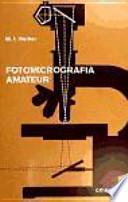 Libro de Fotomicrografía Amateur