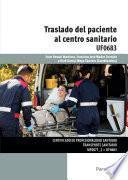 Libro de Uf0683   Traslado Del Paciente Al Centro Sanitario