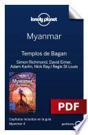 Libro de Myanmar 4. Templos De Bagan