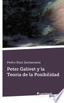 Libro de Peter Galivet Y La Teoria De La Posibilidad