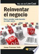 Libro de Reinventar El Negocio