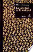 Libro de La Sociedad De La Sociedad