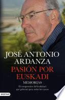 Libro de Pasión Por Euskadi
