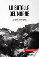 Libro de La Batalla Del Marne