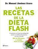 Libro de Las Recetas De La Dieta Flash