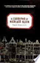 Libro de El Cuaderno De Nicolaas Kleen