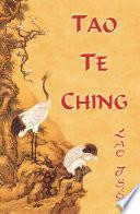 Libro de Lao Tse. Tao Te Ching