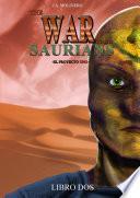 Libro de The War Of The Saurians
