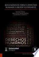 Libro de Reflexiones En Torno A Derechos Humanos Y Grupos Vulnerables.enseñanzas De Un Caso Colombiano