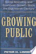 Libro de Growing Public: Volume 1, The Story