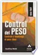 Libro de Control Del Peso