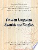 Libro de Foreign Language Spanish And English