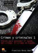 Libro de Crimen Y Criminales I