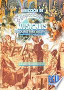 Libro de Dirección De Agrupaciones Musicales Escolares Para Maestros, Creatividad E Improvisación