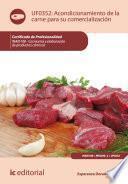 Libro de Acondicionamiento De La Carne Para Su Comercialización. Inai0108
